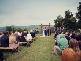 Sarah and Jerret's Wedding in Windham, New York 9