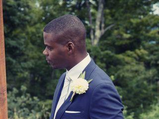 Sarah and Jerret's Wedding in Windham, New York 5