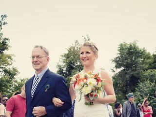 Sarah and Jerret's Wedding in Windham, New York 8