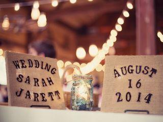 Sarah and Jerret's Wedding in Windham, New York 12