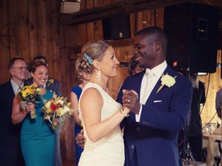 Sarah and Jerret's Wedding in Windham, New York 22