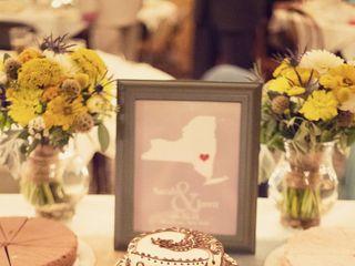 Sarah and Jerret's Wedding in Windham, New York 20
