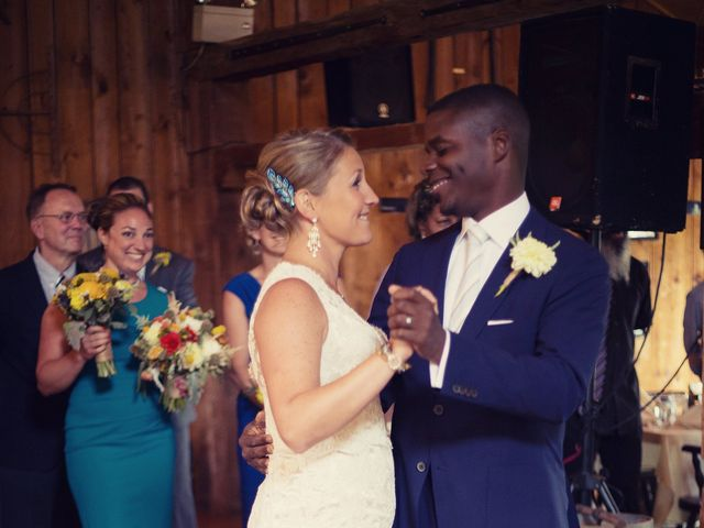 Sarah and Jerret's Wedding in Windham, New York 22