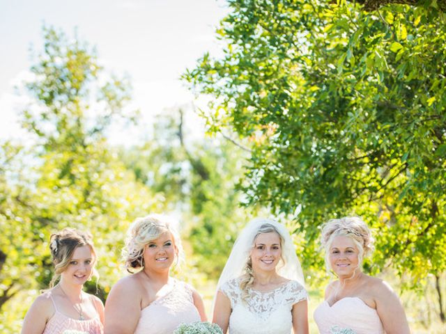 Cassidy and Chase's Wedding in Sturgis, South Dakota 6