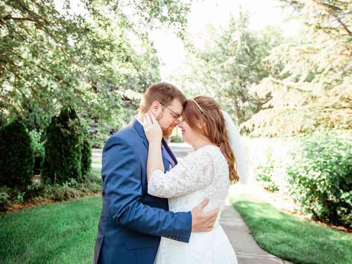 The wedding of Jasmine and Ryan