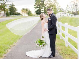 The wedding of Rachel and Nate 1