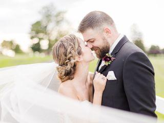 The wedding of Rachel and Nate 2