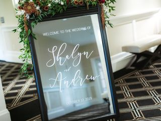 The wedding of Shalyn and Andrew 3