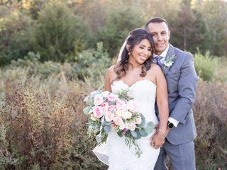 The wedding of Giovanna and Eduardo