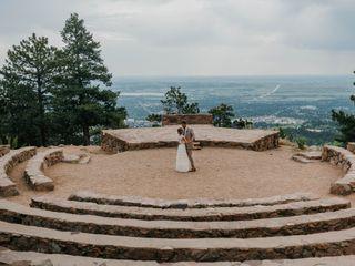The wedding of Taryn and Jordan