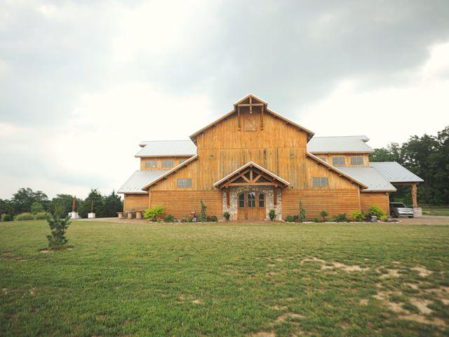 Will and Kaleena's Wedding in Lebanon, Missouri 3