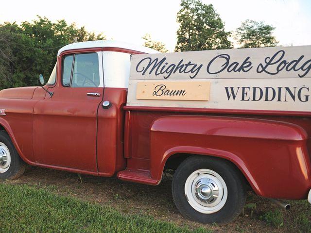 Will and Kaleena's Wedding in Lebanon, Missouri 4