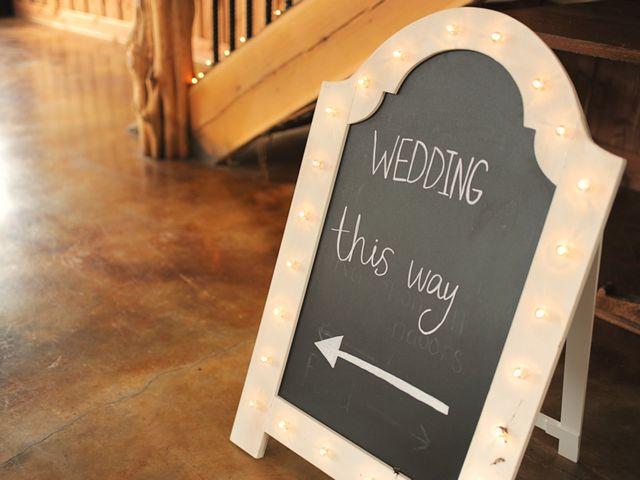 Will and Kaleena's Wedding in Lebanon, Missouri 8