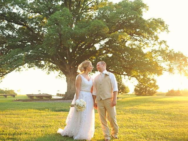 The wedding of Kaleena and Will