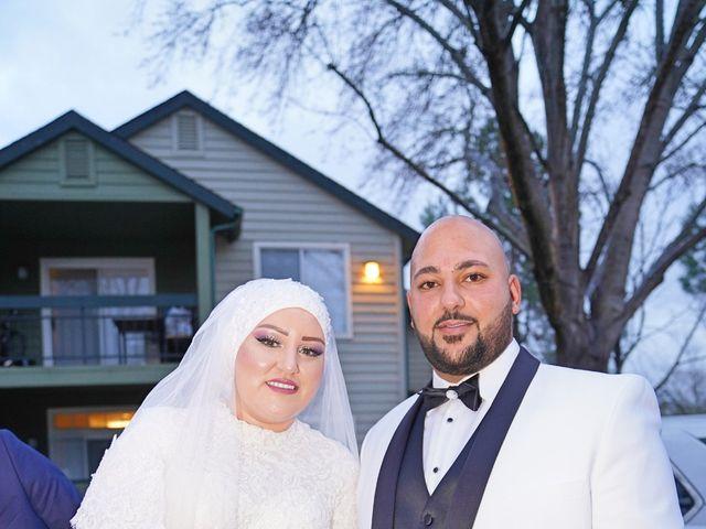 Cecillia and Amad's Wedding in Concord, California 1