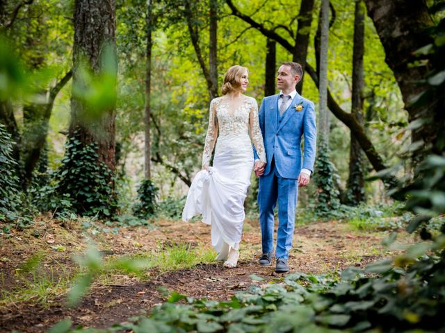 The wedding of Lauren and Tyler