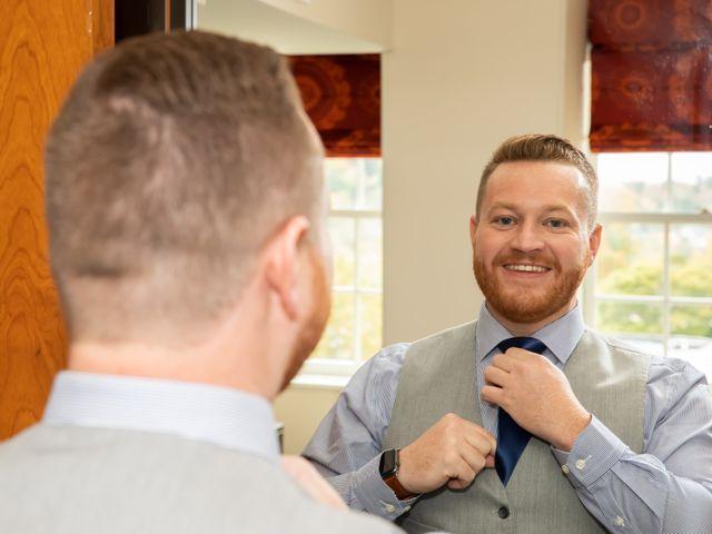 Stuart and Brittany's Wedding in Saranac Lake, New York 7