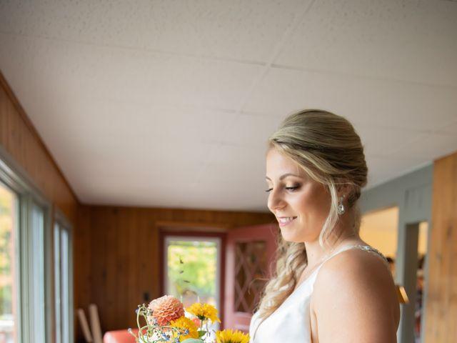 Stuart and Brittany's Wedding in Saranac Lake, New York 14