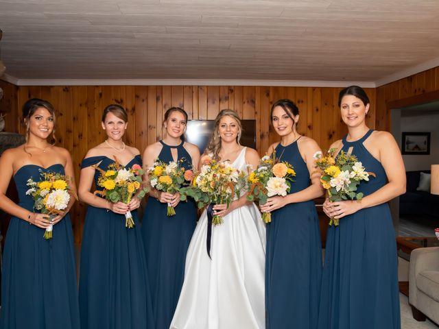Stuart and Brittany's Wedding in Saranac Lake, New York 16