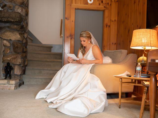 Stuart and Brittany's Wedding in Saranac Lake, New York 18