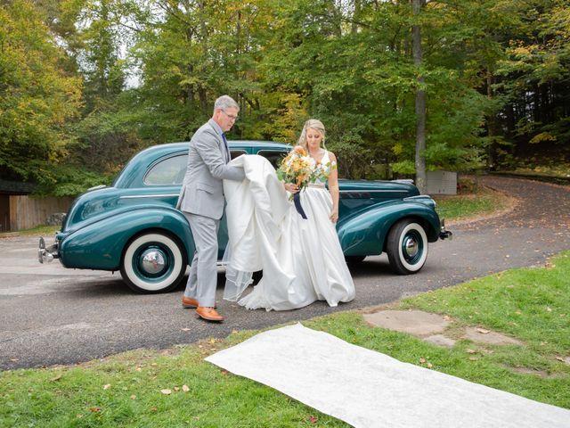 Stuart and Brittany's Wedding in Saranac Lake, New York 20