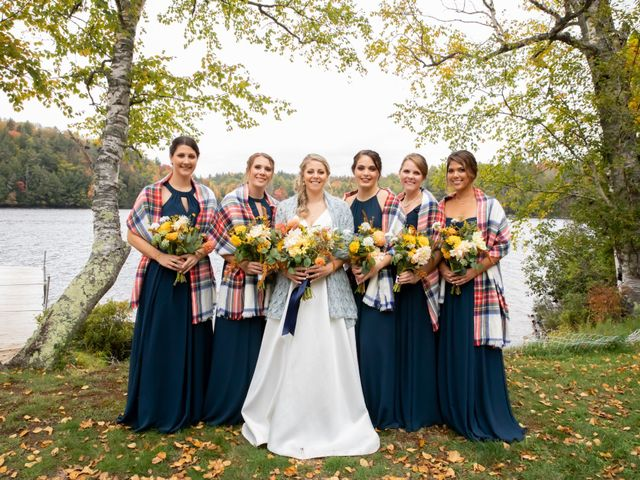 Stuart and Brittany's Wedding in Saranac Lake, New York 26