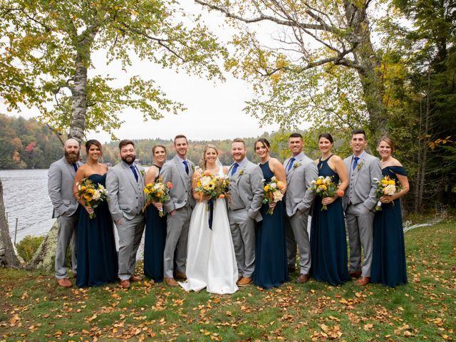 Stuart and Brittany's Wedding in Saranac Lake, New York 27