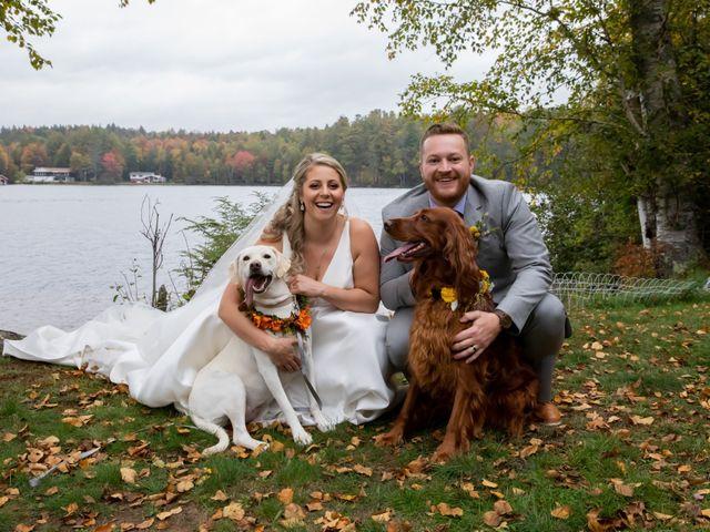 Stuart and Brittany's Wedding in Saranac Lake, New York 1