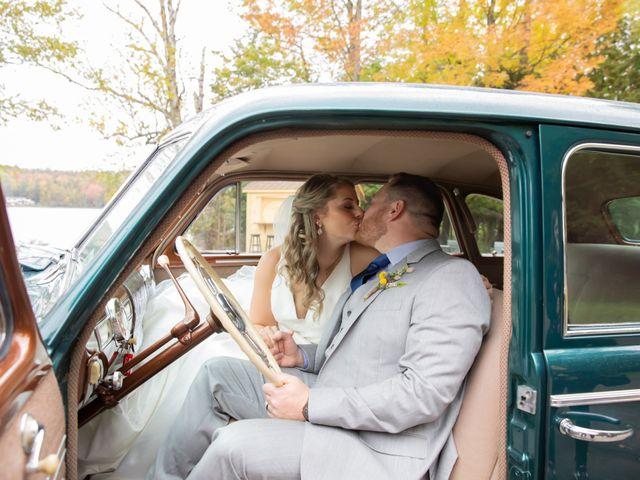 Stuart and Brittany's Wedding in Saranac Lake, New York 29