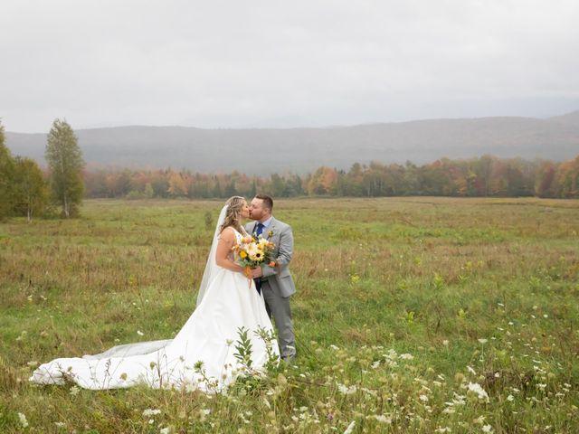 Stuart and Brittany's Wedding in Saranac Lake, New York 34