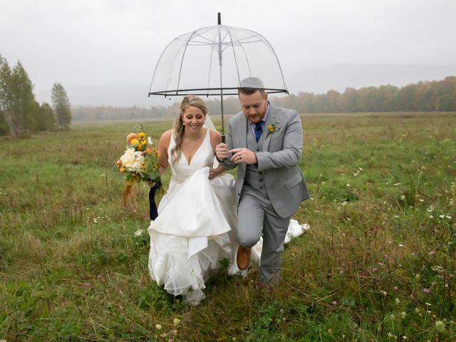 Stuart and Brittany's Wedding in Saranac Lake, New York 35