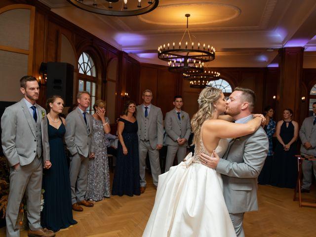 Stuart and Brittany's Wedding in Saranac Lake, New York 38
