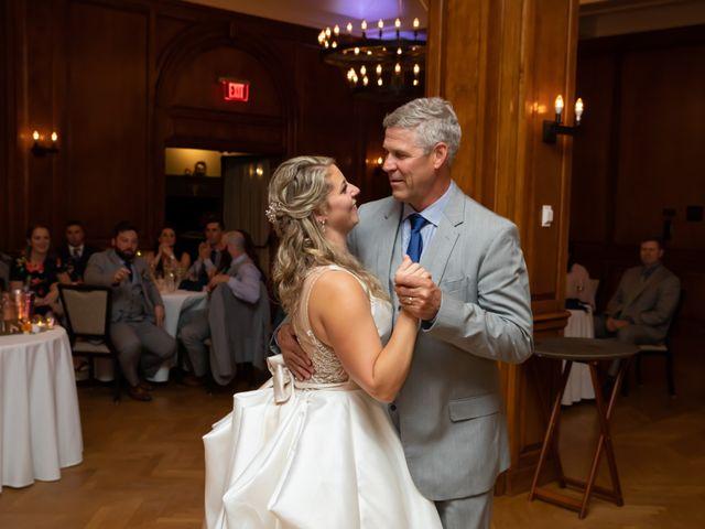 Stuart and Brittany's Wedding in Saranac Lake, New York 39