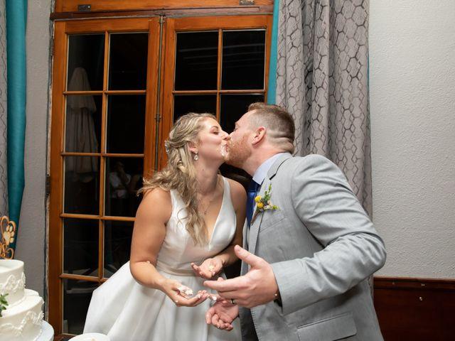 Stuart and Brittany's Wedding in Saranac Lake, New York 40