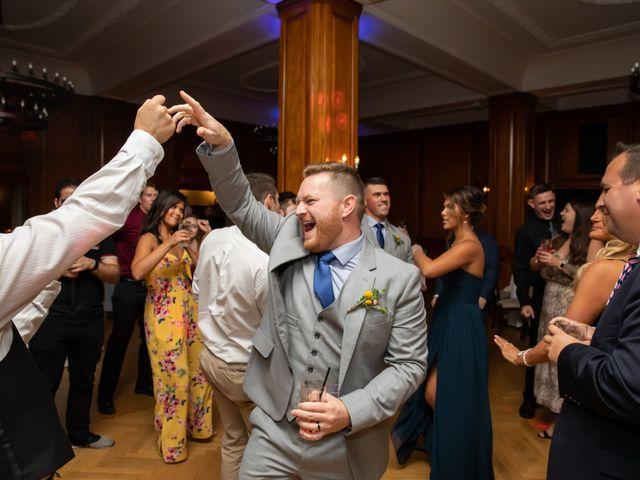 Stuart and Brittany's Wedding in Saranac Lake, New York 41