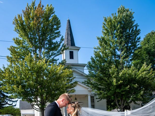Jake and Alexandra's Wedding in Long Grove, Illinois 15