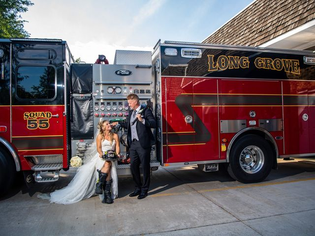 Jake and Alexandra's Wedding in Long Grove, Illinois 19