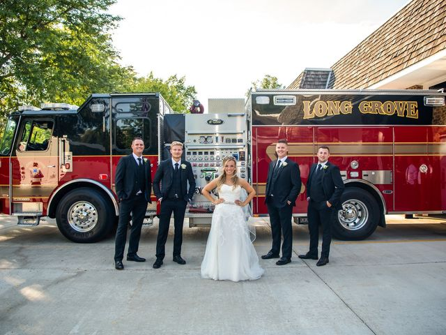 Jake and Alexandra's Wedding in Long Grove, Illinois 21