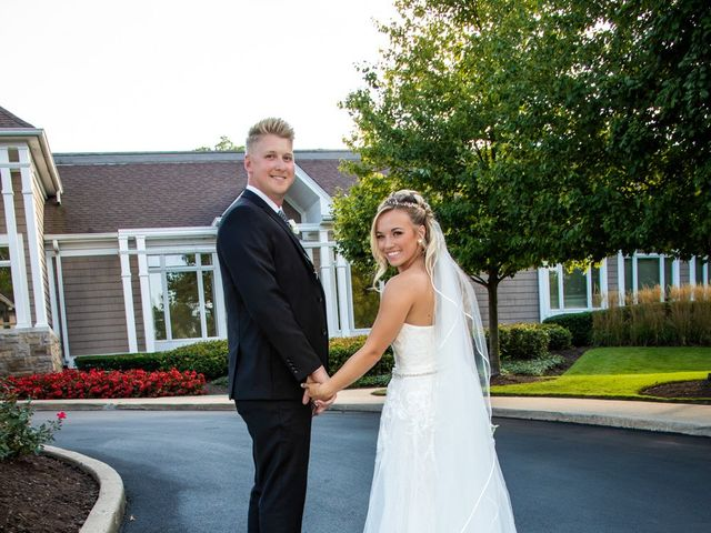 Jake and Alexandra's Wedding in Long Grove, Illinois 23
