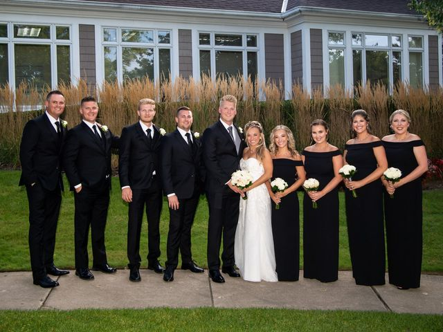 Jake and Alexandra's Wedding in Long Grove, Illinois 24