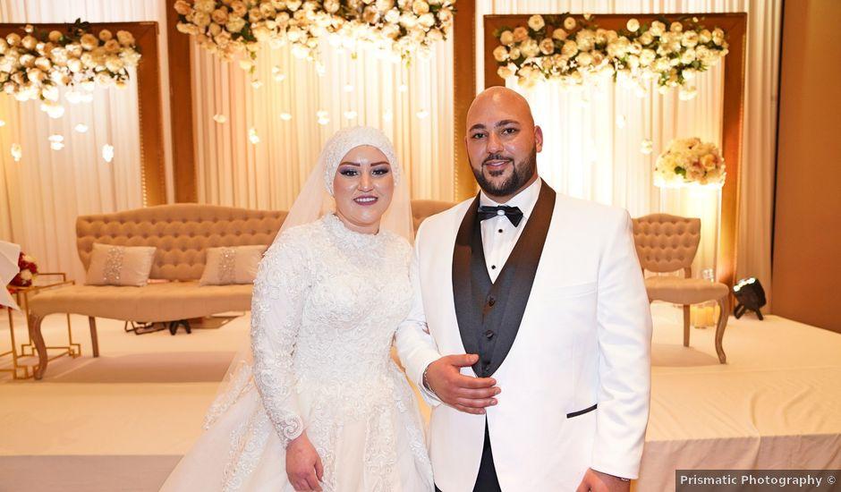 Cecillia and Amad's Wedding in Concord, California