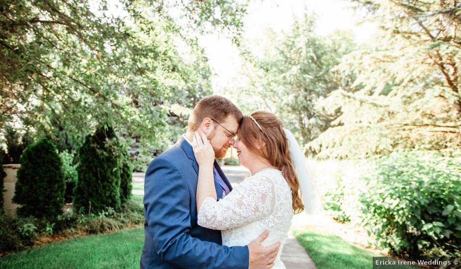 Ryan and Jasmine's Wedding in Boise, Idaho