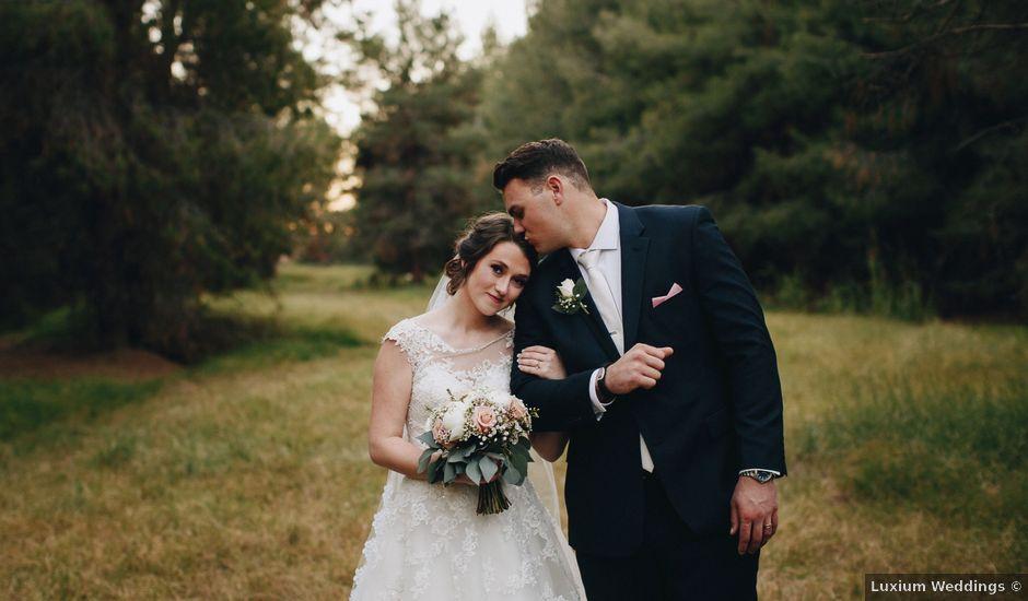 Emily and Jay's Wedding in Queen Creek, Arizona