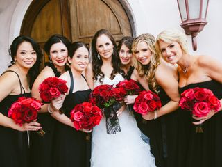Kristena and Ryan's Wedding in Costa Mesa, California 3