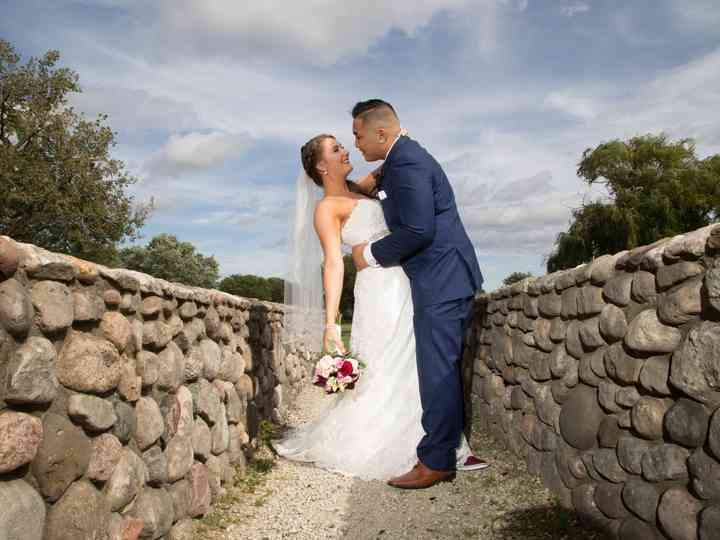 The wedding of Brian and Skylar