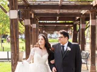The wedding of Johnny and Holly 3