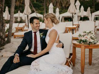 The wedding of Kristin and Jordan