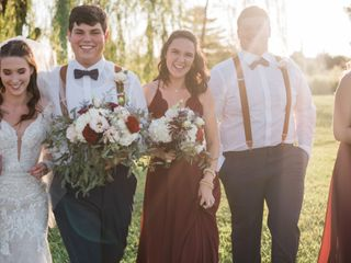 The wedding of Kinsey and Haydn 2