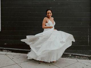 The wedding of Nerissa and Daniel 1