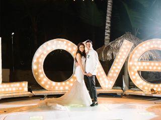 The wedding of Monica and Jaime 1